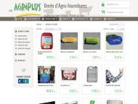 Agriplus - Vente en ligne d'agro-fournitures : nutrition animale, nutrition végétale, semences, hygiène de traite, matériel de traite, amendements, engrais, biostimulants