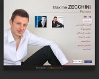 Maxime Zecchini, Pianiste classique au répertoire riche et varié : enregistrements, extraits audio et vidéo, biographie, répertoire et contact - toute l'actualité du pianiste Maxime Zecchini